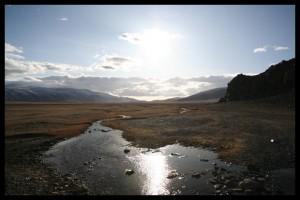 High Alpine Pastures - Mongolia