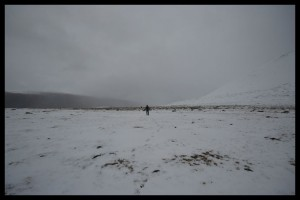 Mountain Passes on the way to the Glacier - Mongolia