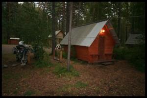 Turbaza Log Cabin - Russia