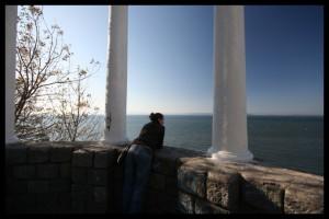 The sea in Vladivostok - Russia