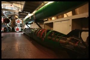 World War 2 Submarine Torpedo's - Vladivostok