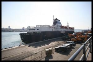 Ferry to Fushi - Vladivostok